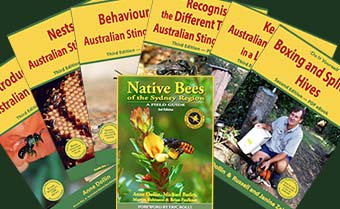 Booklets on native bees