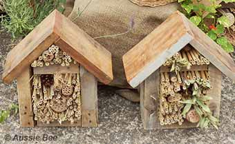 Small Bee Hotels