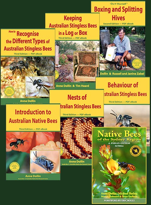Aussie Bee ebooks